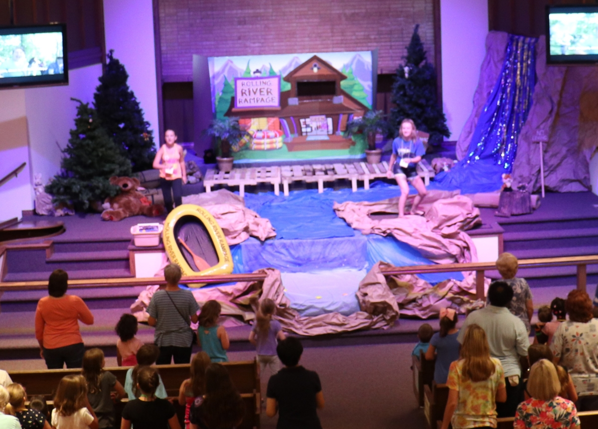 Vbs 2018 Anderson Family 6